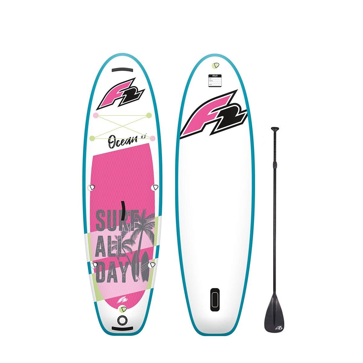 Deska sup F2 Ocean Girl 9'2 2021