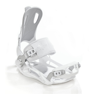 Wiązania snowboardowe Raven FT 270 (white) 2020