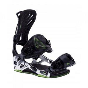 Wiązania snowboardowe SP Fastec sLAB  One Multientry (black) 2018
