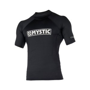 Lycra Mystic Star Rashvest S/S (black) 2021