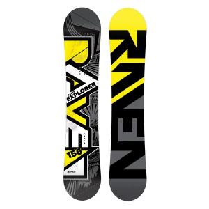 Deska snowboardowa Raven Explorer 2020