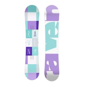 Deska snowboardowa Raven Laura 2020