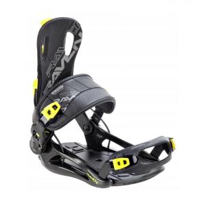 Wiązania snowboardowe Raven FT 270 (lemon) 2020