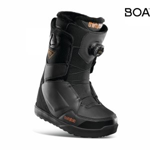 Buty snowboardowe ThirtyTwo Lashed Double BOA Wmn (black) 2021