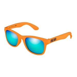 Neon Happy (orange fluo/blue)