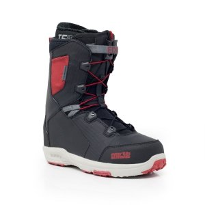 Buty snowboardowe Northwave Edge SL (black/red) 2020