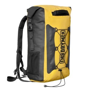 FishDryPack Explorer 20l (yellow)