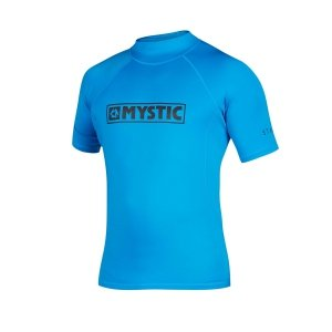 Lycra Mystic Star Rashvest S/S (blue) 2021