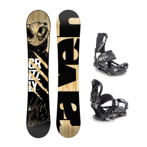 Zestaw Raven Grizzly 2020 + Raven FT 270 black