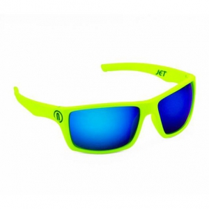 Neon Jet (yellow fluo/blue)