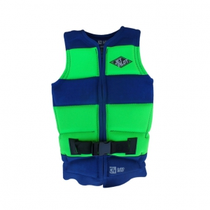 Vest Jetpilot C4 Elite (navy/green) 2017