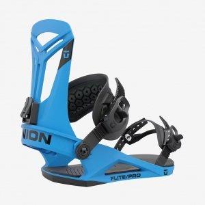 Wiązania snowboardowe Union Flite Pro (blue) 2022