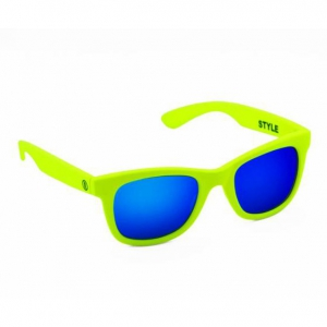 Neon Green (yellow fluo/blue)