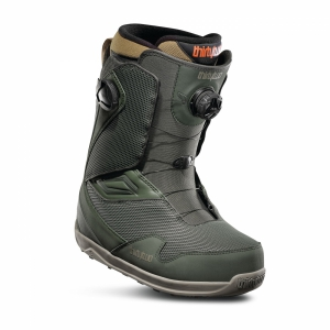 Buty snowboardowe ThirtyTwo TM-2 Double BOA (green) 2020