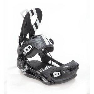 Wiązania snowboardowe Raven FT 500 (black) 2020