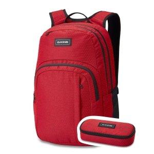 Plecak Dakine Campus M 25l (crimson red) 2020 + pi�rnik