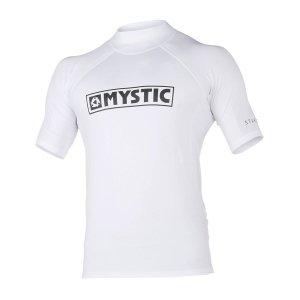Mystic Star Rashvest S/S (white) 2019