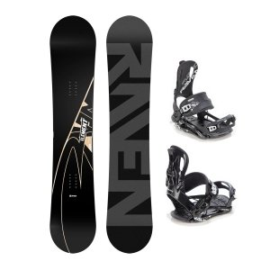Zestaw Raven Element Carbon 2020 + Raven FT 270 black