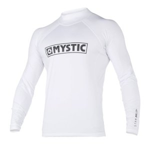 Mystic Star Rashvest L/S (white) 2019