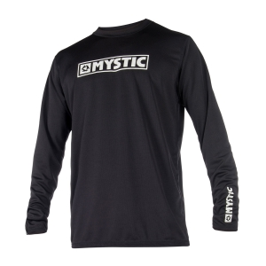 Mystic Star QuickDry LS (black) 2019