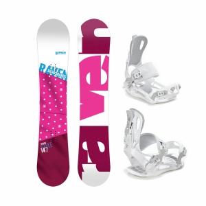 Zestaw Raven Style Pink 2020 + Raven FT 270 white