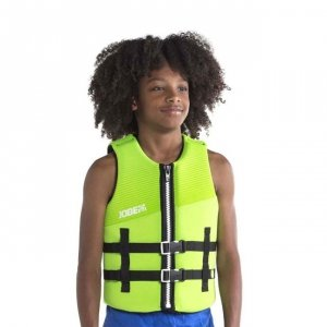 Kamizelka Jobe Neoprene Vest Youth (lime green) 2020