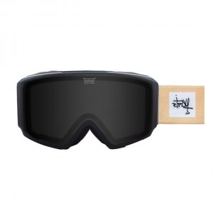 Gogle Tripout Blaze Dot (black/black polarized) 2020