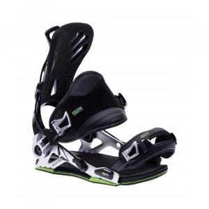 Wiązania snowboardowe SP Fastec sLAB Mountain (black) 2018