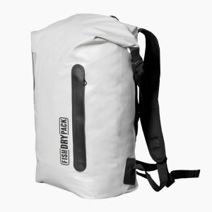 FishDryPack City 20l (light grey)